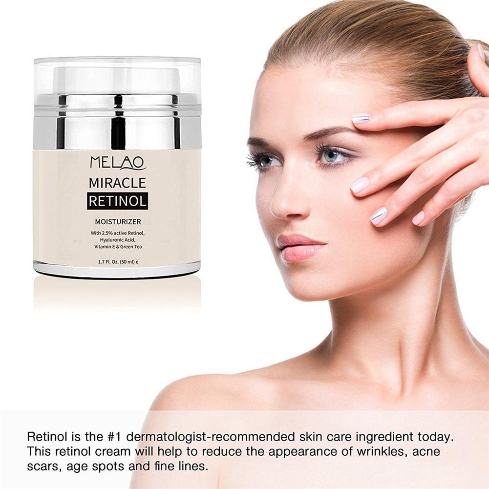 Anti Wrinkle Night and Day Moisturizing Cream 1.7 Fl.Oz.